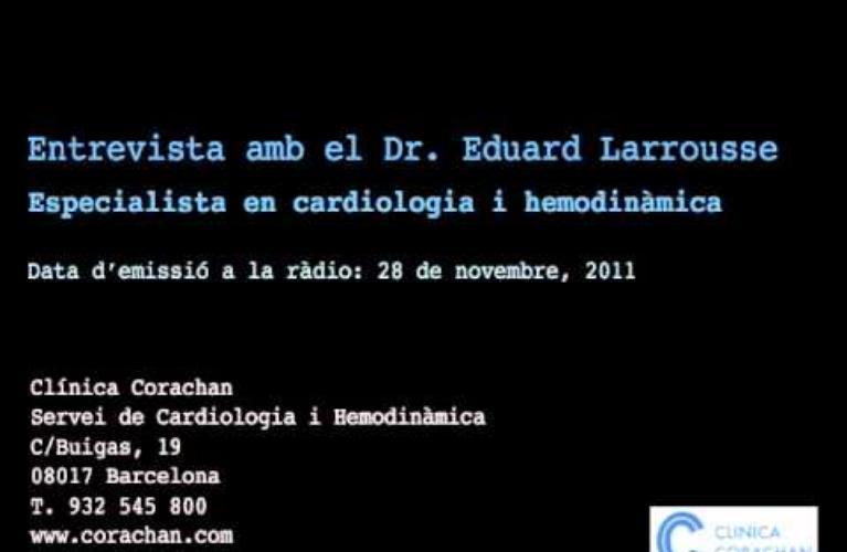 Entrevista al Dr. Larrousse