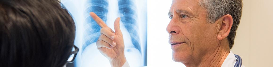 Header pulmón