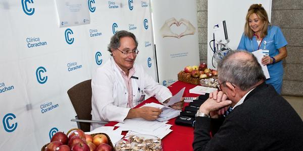 Campaña de prevención de enfermedades cardiovasculares