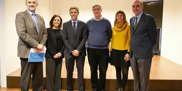 Acord de colaboració entre Clínica Corachan i Càritas Diocesana de Barcelona