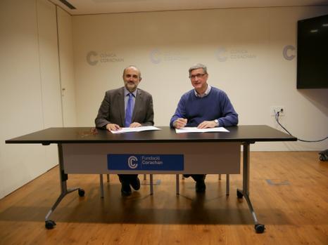 Acuerdo de colaboración entre Clínica Corachan y Càritas Diocesana de Barcelona