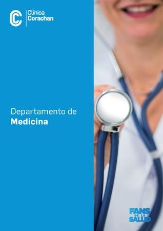 Departamento de Medicina Interna Corachan
