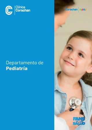 Departamento de Pediatría Corachan