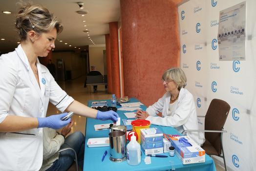 Campanya de prevenció de la diabetis