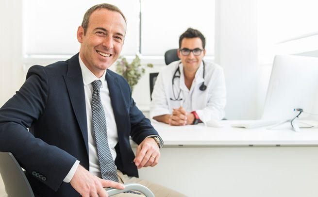 Revisions mèdiques per empreses Barcelona
