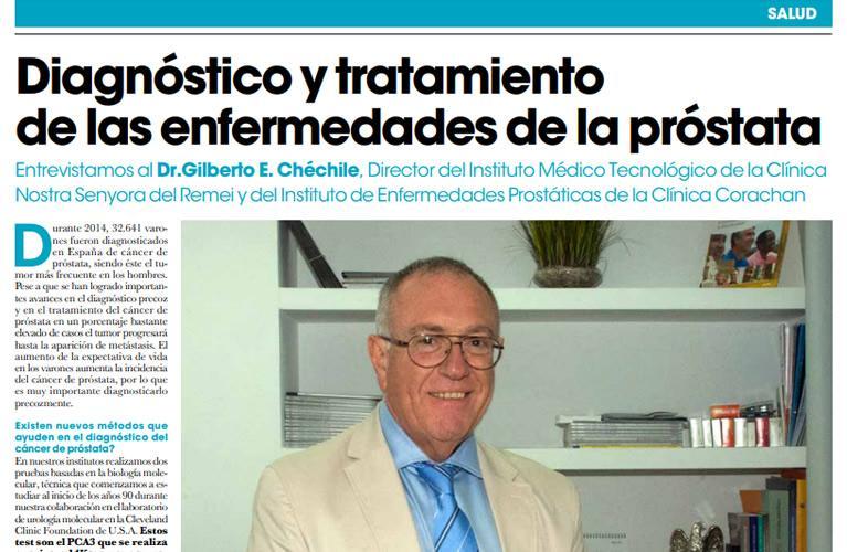Entrevista Dr. Gilberto Chechile