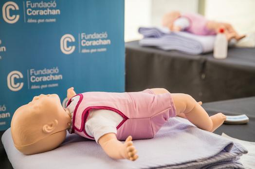 Taller de reanimació cardiopulmonar per a pares, mares i cuidadors