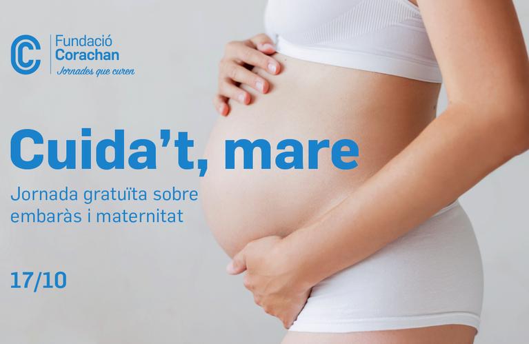17 de octubre, nueva edición de Cuídate, mamá