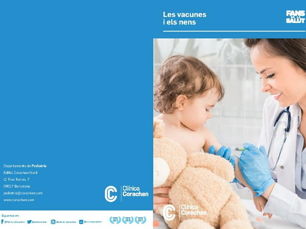Les vacunes i els nens
