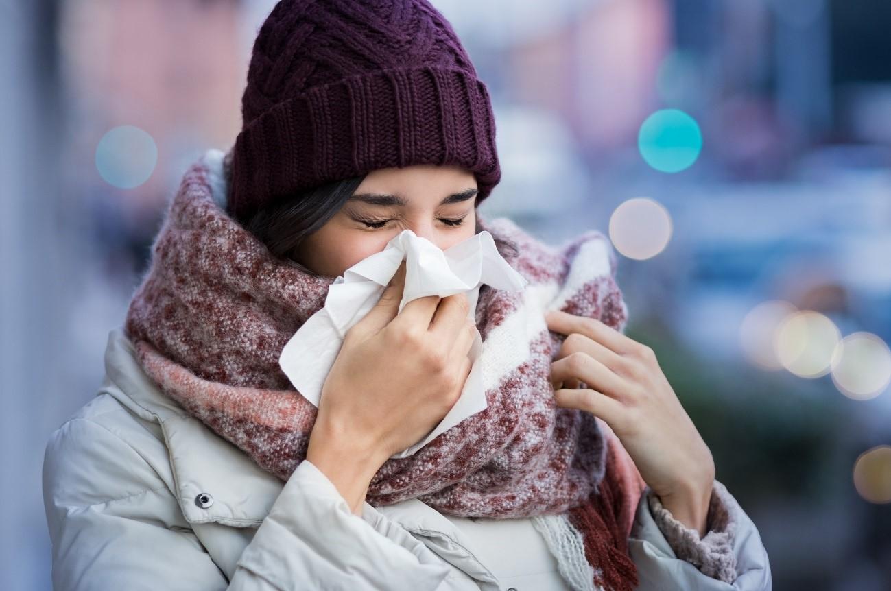 consejos de salud cuando bajan las temperaturas