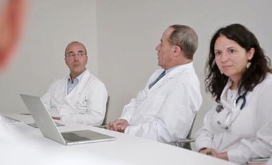 Cómo trabajamos en el centro de excelencia oncológica