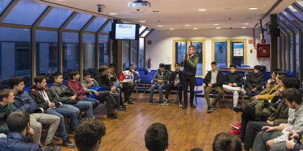 Conferencia Fundació adicciones