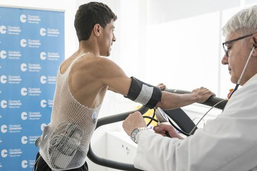 Revisions mèdiques esportistes