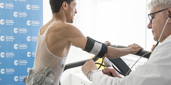 Revisiones médicas deportistas