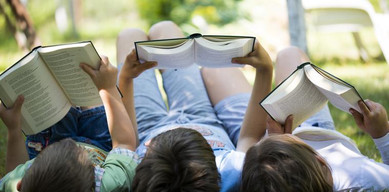 Hábitos de lectura en niños