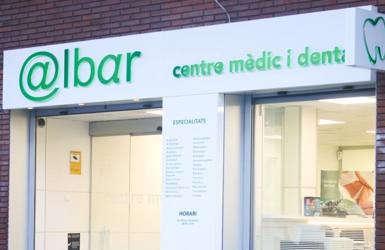 centro médico Albar
