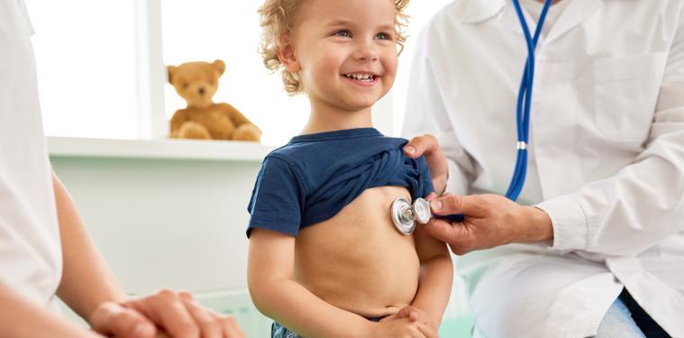 Quan cal acudir al pediatre?