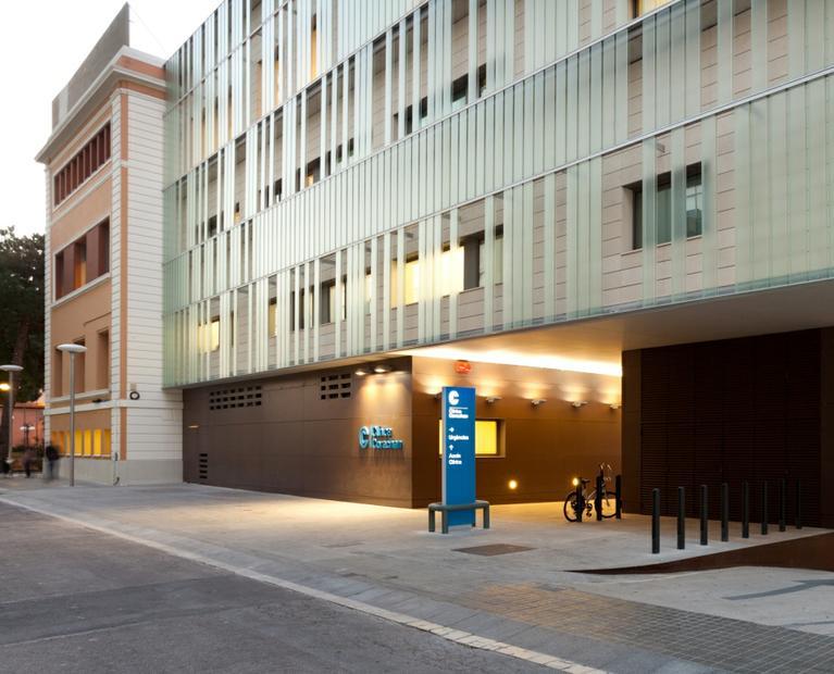 Premio BSH al mejor hospital en gestión clínica global