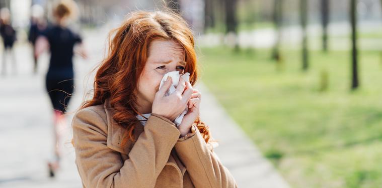 Alergia al polen: causes, símptomes i prevenció